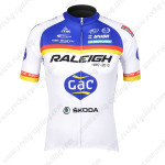 2012 Team RALEIGH SKODA Cycling Jersey