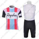 2012 Team RAPHA Cycling Bib Kit