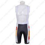 2012 Team Radar La VieClaire Cycling Bib Shorts