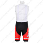 2012 Team Rothaus Cycling Bib Shorts