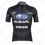 2012 Team SUBARU Cycling Jersey Black