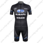 2012 Team SUBARU Cycling Kit Black