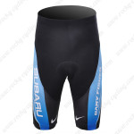 2012 Team SUBARU Cycling Shorts Blue Black