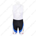 2012 Team Saur Sojasun Cycling Bib Shorts