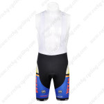 2012 Team TEXAS KORBEL Cycling Bib Shorts