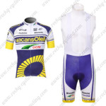 2012 Team Vacansoleil Cycling Bib Kit