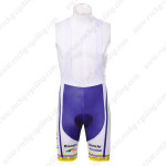 2012 Team Vacansoleil Cycling Bib Shorts