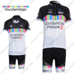 2012 Team Vanderkitten Women's Cycling Kit