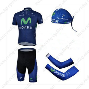 2013 Movistar Pro Cycling Set