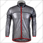2013 Pro Cycling Windbreaker Black Waterproof