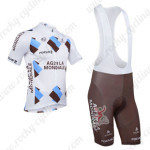 2013 Team AG2R LA MONDIALE Cycling Bib Kit