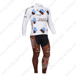 2013 Team AG2R LA MONDIALE Pro Bike Long Sleeve Kit