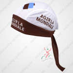 2013 Team AG2R LA MONDIALE Pro Cycling Head Scarf