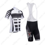2013 Team ASSOS Pro Cycle Bib Kit