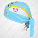 2013 Team ASTANA Cycling Bandana Blue