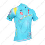 2013 Team ASTANA Cycling Short Jersey