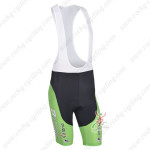 2013 Team BARDIANI Pro Cycle Bib Shorts