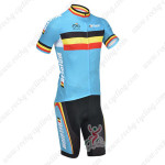 2013 Team BELGIUM Pro Bike Kit