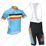 2013 Team BELGIUM Pro Cycling Bib Kit