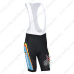 2013 Team BELGIUM Pro Cycling Bib Shorts