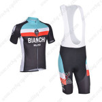 2013 Team BIANCHI Cycling Bib Kit