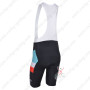 2013 Team BIANCHI Riding Bib Shorts