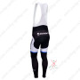 2013 Team BLANCO Pro Cycle Long Bib Pants