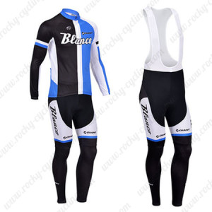 2013 Team BLANCO Pro Cycling Long Bib Kit