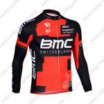 2013 Team BMC Pro Bike Long Jersey