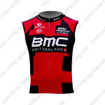 2013 Team BMC Pro Bike Sleeveless Tank Top Jersey