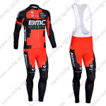 2013 Team BMC Pro Cycling Long Bib Kit