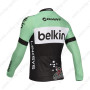 2013 Team Belkin Pro Bike Long Sleeve Jersey