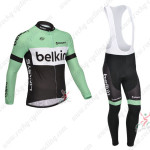 2013 Team Belkin Pro Cycling Bib Kit