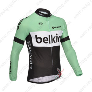 2013 Team Belkin Pro Cycling Long Sleeve Jersey