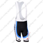 2013 Team CANNONDALE Pro Cycling Bib Shorts Black White