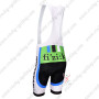 2013 Team CANNONDALE Pro Riding Bib Shorts Black White