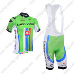 2013 Team CANNONDALE Slovakia Champion Cycling Bib Kit