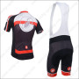 2013 Team CASTELLI Cycle Bib Kit