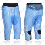 2013 Team CASTELLI Cycling Rain-proof pants Blue Waterproof