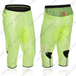 2013 Team CASTELLI Cycling Rain-proof pants Green Waterproof