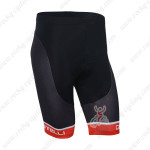 2013 Team CASTELLI Cycling Shorts Red and Black