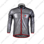 2013 Team CASTELLI Cycling Windbreaker Black Waterproof