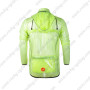 2013 Team CASTELLI Cycling Windbreaker Green Anti-UV