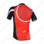 2013 Team CASTELLI Pro Bike Jersey Red