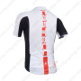 2013 Team CASTELLI Pro Cycling Jersey White and Black2013 Team CASTELLI Pro Cycling Jersey White and Black