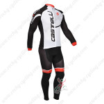 2013 Team CASTELLI Pro Cycling Long Sleeve Kit