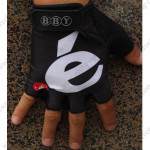 2013 Team CERVELO Cycling Gloves Mitts Black White