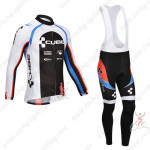 2013 Team CUBE Pro Cycling Long Bib Kit