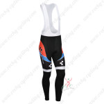 2013 Team CUBE Pro Cycling Long Bib Pants