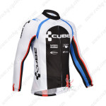 2013 Team CUBE Pro Cycling Long Jersey